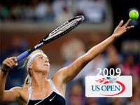 Шарапова - US Open 2009