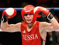 Сергей Водопьянов - бокс