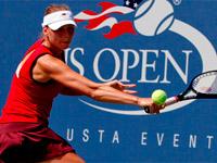 Звонарева - US Open 2009