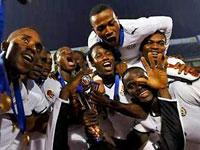 Гана выиграла молодежный чемпионат мира по футболу