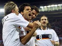 Состав сборной Германии на матч против России