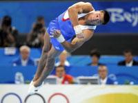 Голоцуцков - спортивная гимнастика