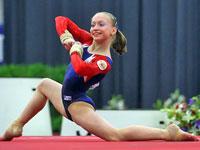 Семенова - спортивная гимнастика