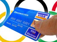 Олимпийские игры и Visa