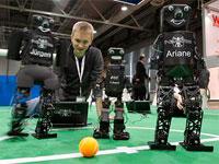 Олимпийские игры роботов