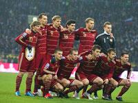 Сборная России по футболу 2009