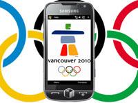 Олимпийские игры-2010 выбрали Samsung i8000