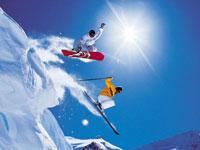 Сноуборд и горные лыжи - Ванкувер-2010
