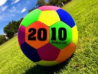 Список команд-участников ЧМ-2010