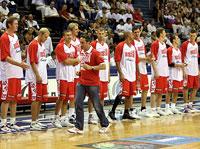 Сборная России - баскетбол