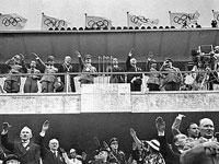 Фильм про Олимпийские игры в Берлине 1936 года