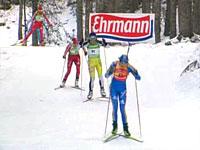 Индивидуальная гонка - Поклюка 2009