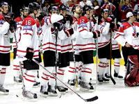 Состав сборной Канады на Олимпийские игры 2010