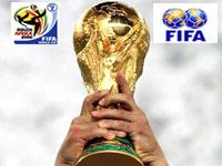 Жеребьевка. Чемпионат мира 2010 по футболу