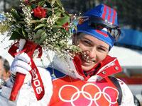 Медведцева - Олимпийские игры-2006