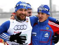 Морилов и Петухов выиграли спринт в Дюссельдорфе