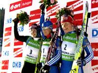 Светлана Слепцова выиграла гонку преследования в Поклюке!!!