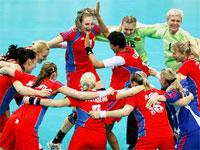 Женская сборная России по гандболу выиграла чемпионат мира 2009