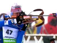 Черезов выиграл спринт в Поклюке-2009