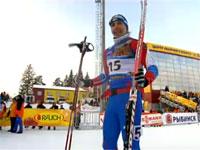 Артем Жмурко - лыжные гонки, Рыбинск-2010
