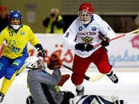 Чемпионат мира по хоккею с мячом 2010 - Москва