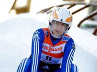 Татьяна Иванова - санный спорт