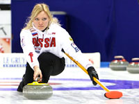 Людмила Прививкова - керлинг