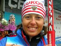 Наталья Коростелева - лыжница
