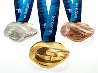 Медали Зимних Олимпийских игр 2010 года в Ванкувере