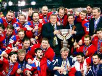 Сборная России по хоккею 2009