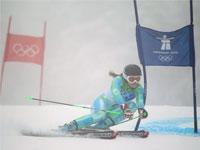 Соревнования в женском гигантском слаломе перенесены из-за тумана