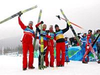 Austria - Nordic Combined