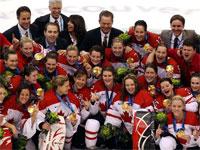 Женская сборная Канады по хоккею - Ванкувер-2010