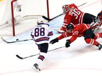 Канада - США (хоккей)
