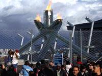 Олимпийский огонь - Ванкувер