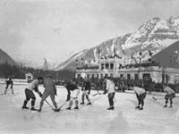 Первый олимпийский хоккейный турнир, Шамони, 1924 год