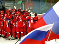 Сборная Россия по хоккею