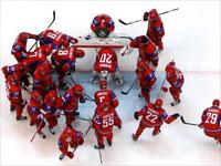 Состав сборной России по хоккею на Олимпийские игры 2018 года