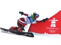 Екатерина Илюхина - сноуборд