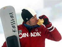 Джейси Джей Андерсон - сноубординг