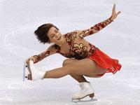 Алена Леонова - Ванкувер-2010