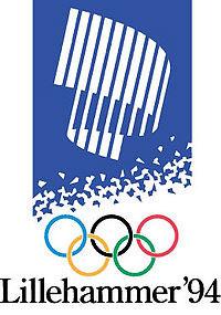Эмблема Зимних Олимпийских игр 1994 года в Лиллехаммере