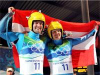 Андреас и Вольфганг Лингер - санный спорт