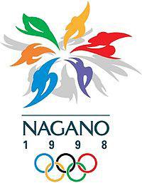 Эмблема Зимних Олимпийских игр 1998 года в Нагано