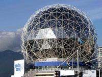 Павильон Сочи-2014 в Ванкувере