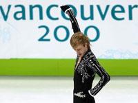 Евгений Плющенко - Ванкувер 2010