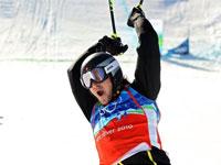 Даниэль Шмид - ски-кросс