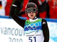 Симон Амманн завоевал первое золото Олимпиады-2010