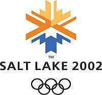 Эмблема Зимних Олимпийских игр 2002 года в Солт-Лейк-Сити