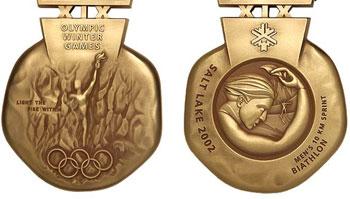 Медали Зимних Олимпийских игр 2002 года в Солт-Лейк-Сити
